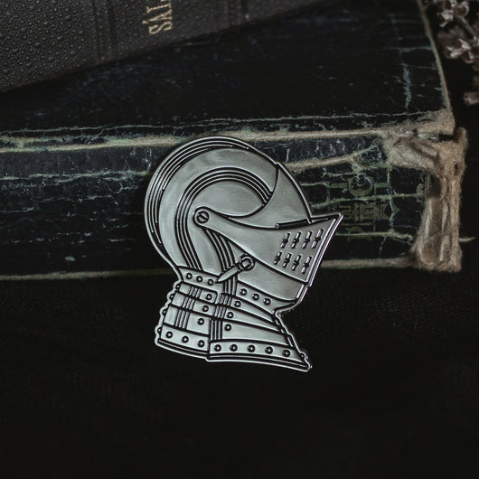 To Defend Enamel Pin