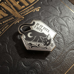 The Complete Noir Lifestyle Pin Set - preorder