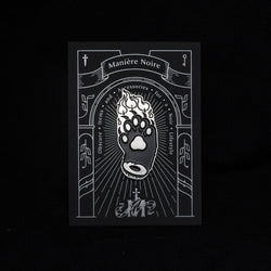 Paw of Glory Enamel Pin