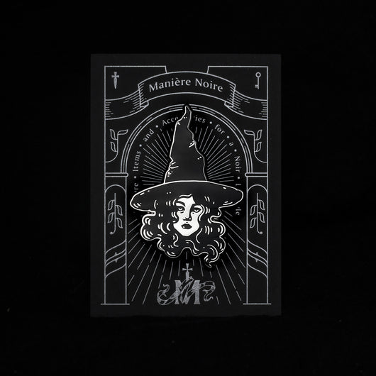 The Witch Enamel Pin - Wholesale
