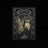 The Maiden & the Knight Enamel Pin Set - Brass