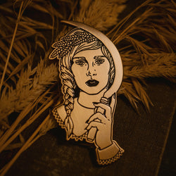 Harvest Enamel Pin