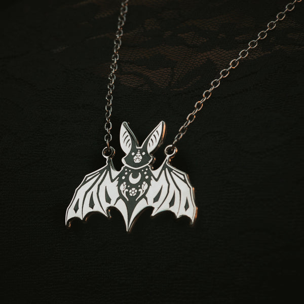 The Bat Necklace