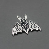 Night creatures - The Bat Enamel Pin