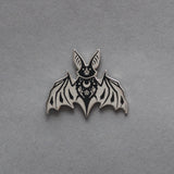 Night creatures - The Bat Enamel Pin - Wholesale