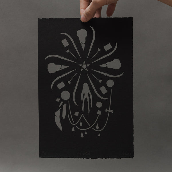 The Ritual Paper Cutting