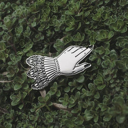 The Maiden Enamel Pin