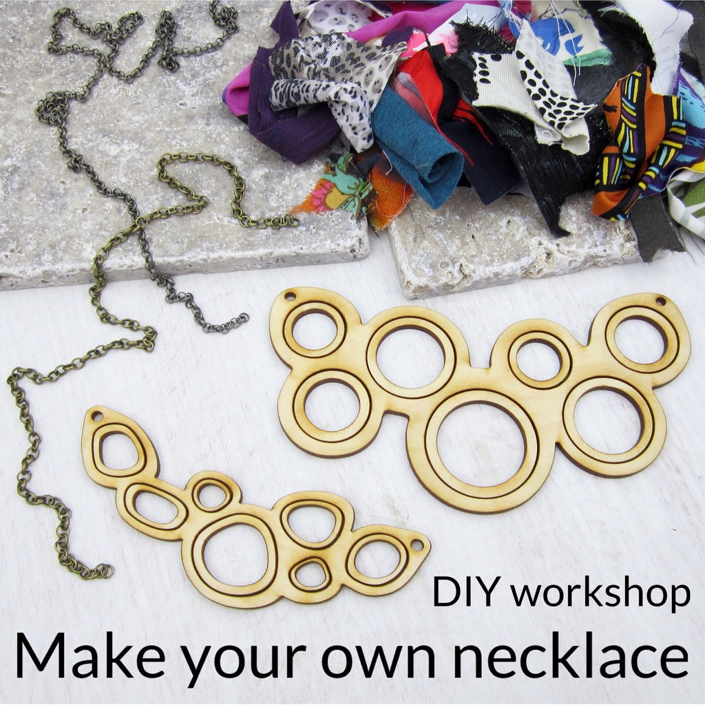 DIY Workshop: Make Your Own Necklace