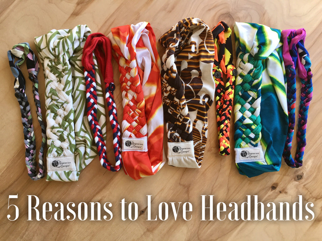 5 Reasons to Love Headbands