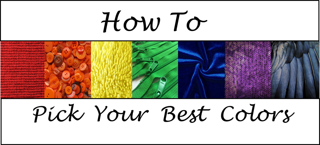 How To Pick Your Best Colors