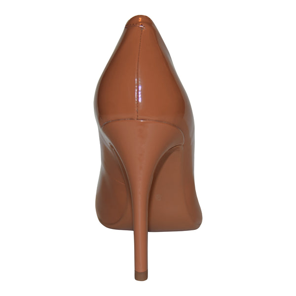 "NU Pump 4"" Brown Sugar"