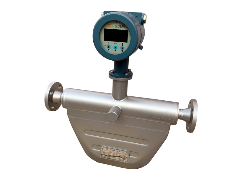 How to communicate with a Coriolis Mass Flow Meter using ModBUS RTU