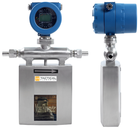 High-Pressure-Low-Flow-Coriolis-Meter-TacticalFlowMeter