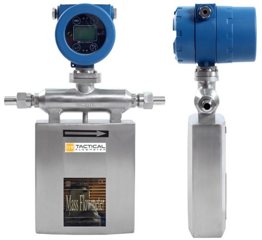 Low Flow Coriolis Mass Flow Meter.