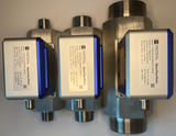 "1/2"", 1"", and 2"" Natural Gas Flow Meter Tactical Flow Meter"