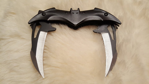 BATARANG BAT KNIFE-NEW