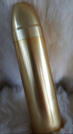 BULLET LED FLASHLIGHT-GOLD
