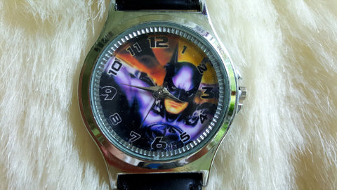 BATMAN Collectible Watch-NEW In Gift Box