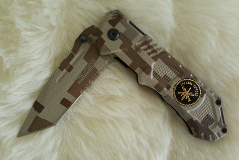 ARMY SPECIAL FORCES TACTICAL KNIFE