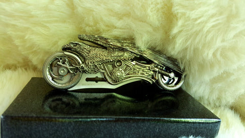 EAGLE MOTORCYCLE Pocket Knife-New