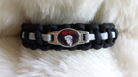 Billy Idol Paracord Survival Bracelet