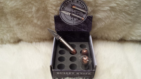NEW .44 MAGNUM Bullet Pocket Knife