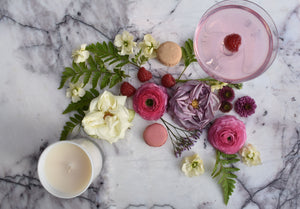 Sweetness & Light Summer Candles collection