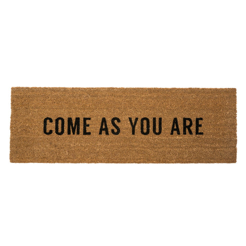 Come As You Are Doormat