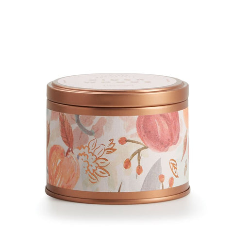 Cider Woods Tin Candle