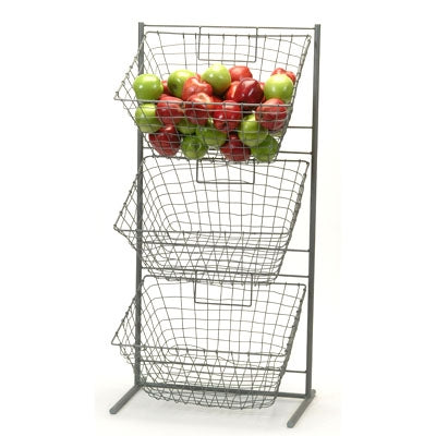 3 Tiered Wire Baskets