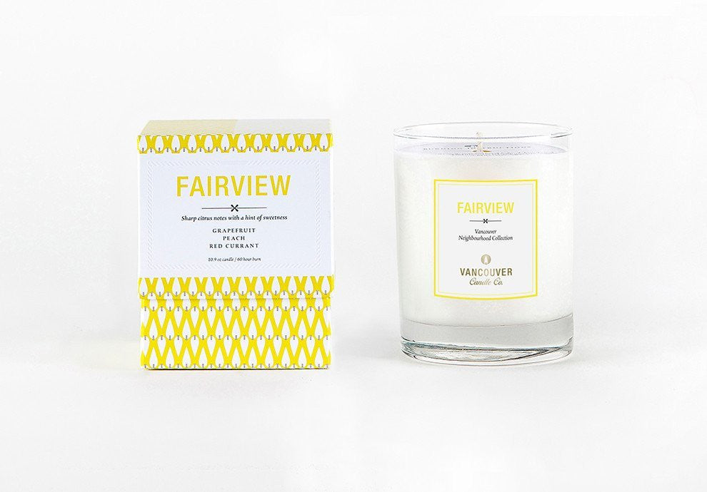 Fairview Candle