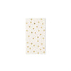 Polka Dot Napkins - Cream