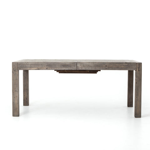 The Post & Rail Extension Dining Table