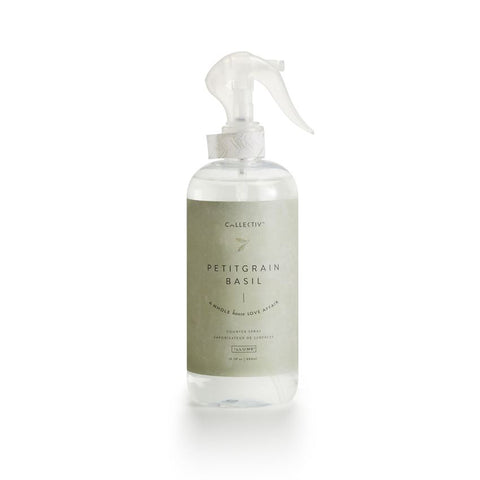 Basil Petitgrain Counter Spray