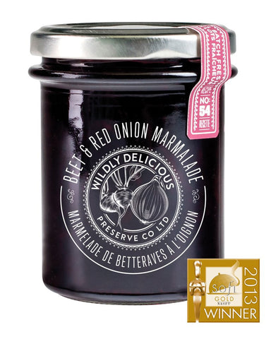Beet & Red Onion Marmalade