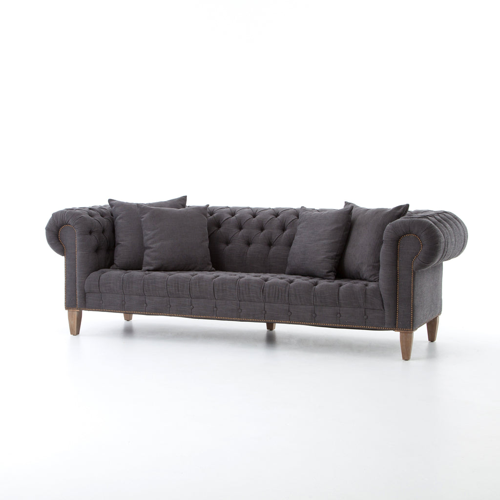 Deep Chesterfield Sofa