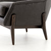 Dottie Club Chair - Leather
