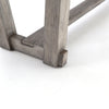 Dustin Dining Table - Weathered Grey