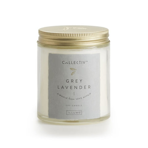 Grey Lavender Julia Jar Candle