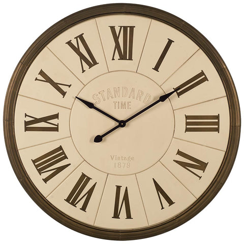 Herman Wall Clock