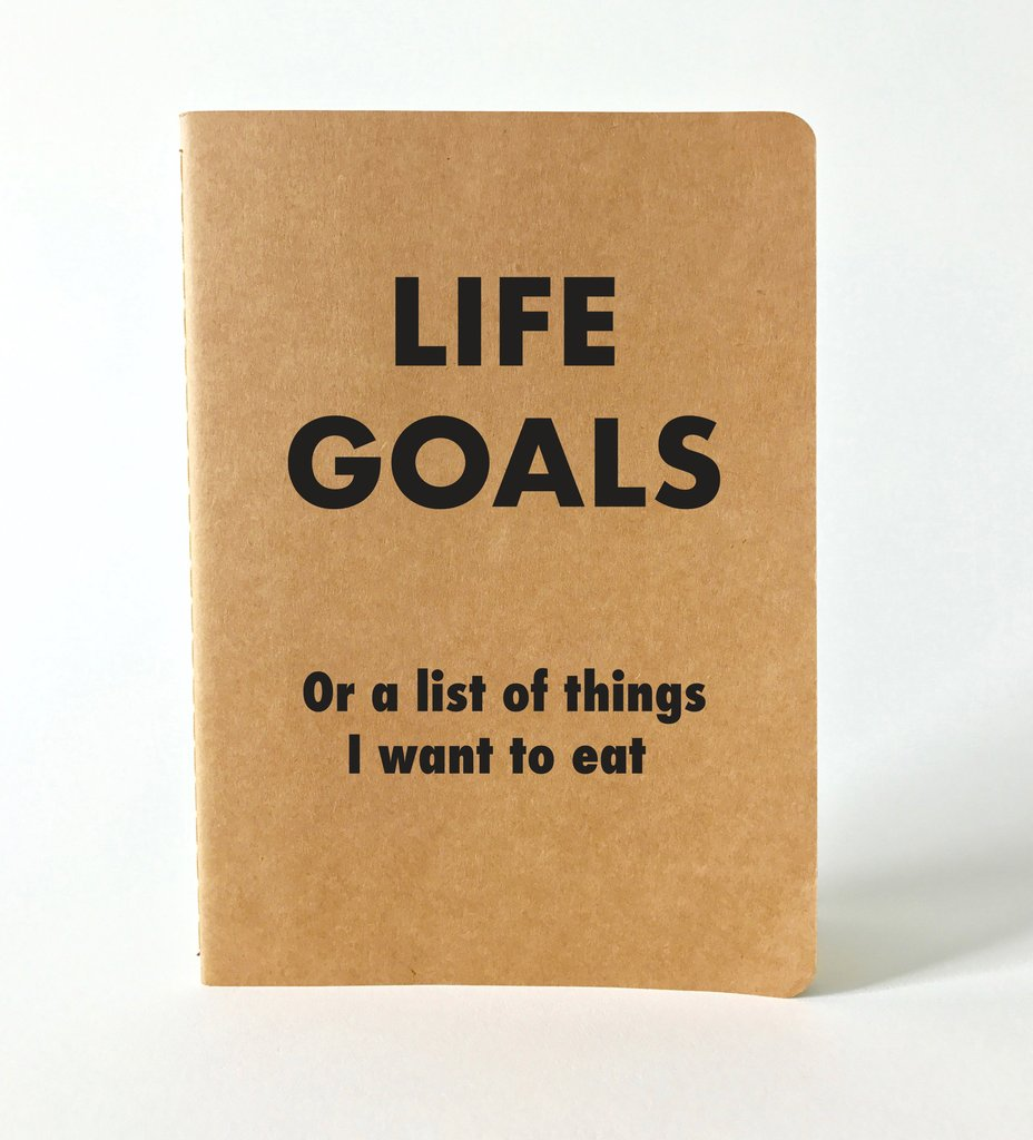 Life Goals: Journal
