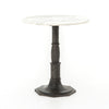 Lucy Side Table - Carbon Wash