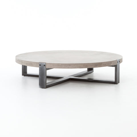Mercury Round Coffee Table