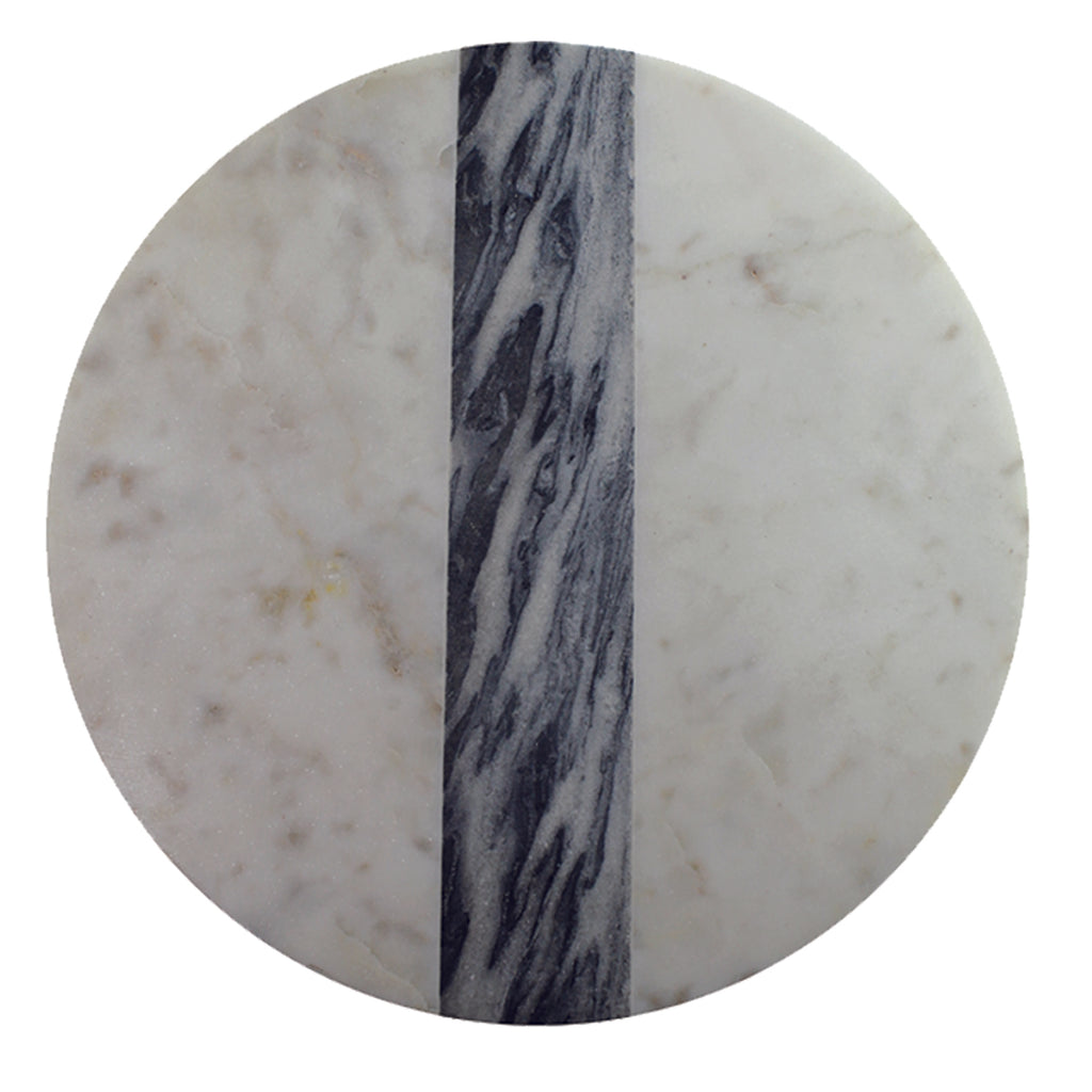 Marble Round Cutting Board - Large