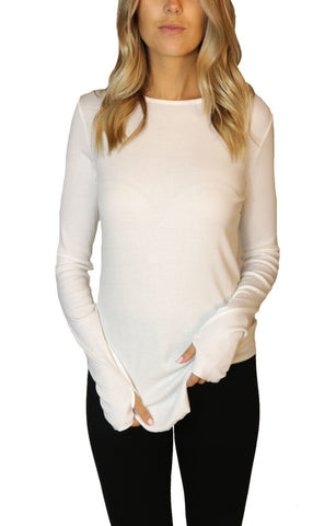 Closer Ribbed Long Sleeve