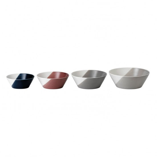 Bowls of Plenty Large Nesting Bowls, Set of 4