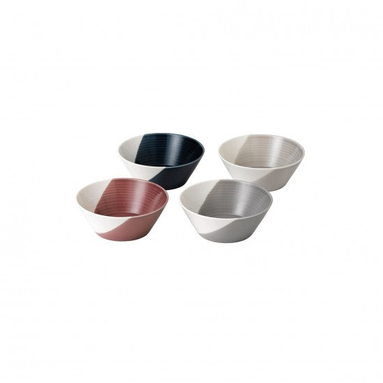 Bowls of Plenty Small Set of 4