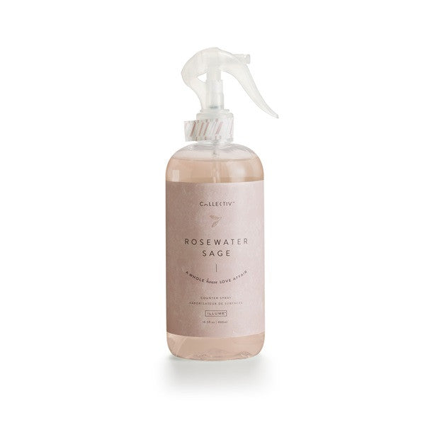 Rosewater Sage Counter Spray