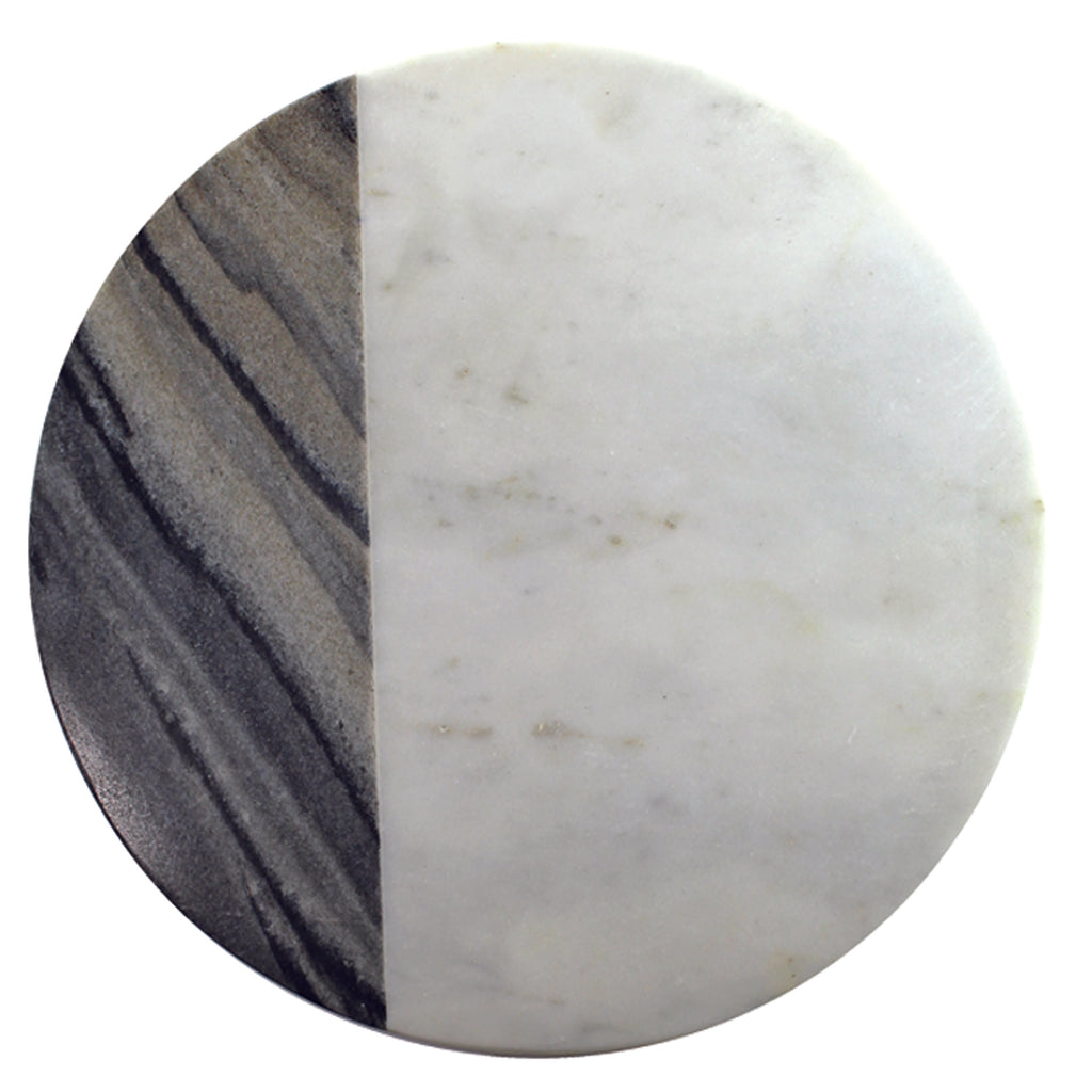 Marble Round Cutting Board - Small