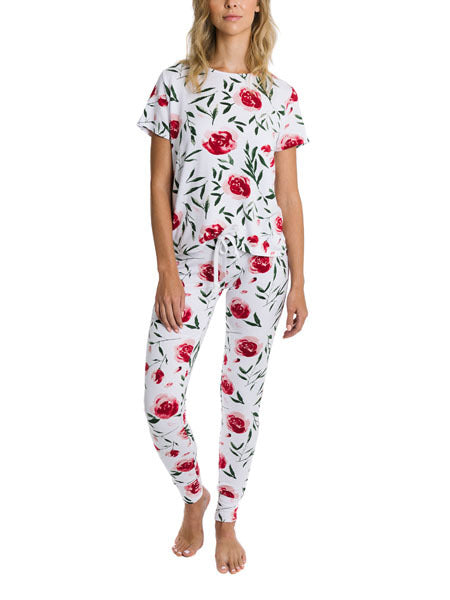 Secret Garden Short Sleeve PJ Set